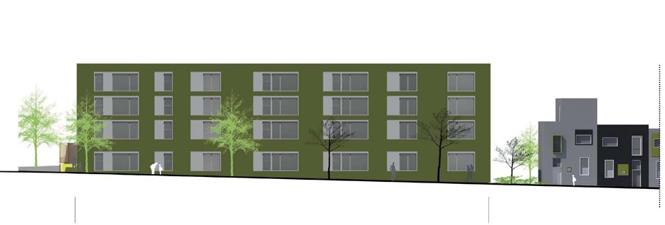 façade verte