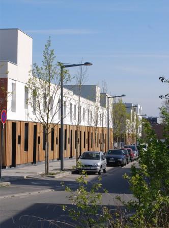 """Opération """"Les Margueritois"""", lot 7, Lille, 59"""